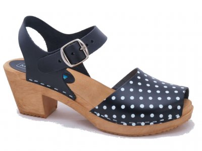 MOA Pull Up Black Dots - Last in stock