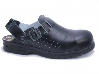 THOR Black - Safety shoe
